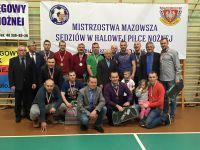 Czytaj więcej: WS Warszawa z tytułem najlepszej drużyny sędziów na Mazowszu!